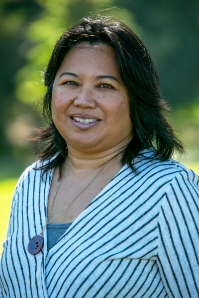 Mecenas has over 10 years of experience teaching at a private university before coming to Cal Lutheran. She is an associate professor in the English Department and the composition coordinator.