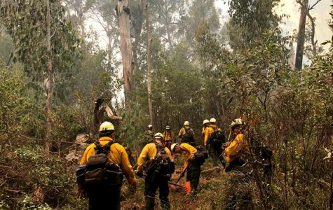 SoCal Firefighters bring experience to Australia