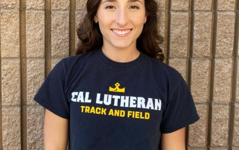 Kendall Guidetti: Long Jump National Qualifier and SCIAC Champion