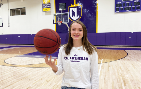 Jozie Tangeman: Successful On and Off the Basketball Court