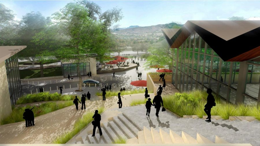 The Thousand Oaks City Council approved the design plans for the new revitalized Civic Arts Plaza in February.