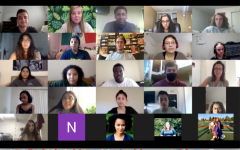 ASCLU Senate met for the first time during the 2020-2021 school year via Zoom, Monday Sept. 21.