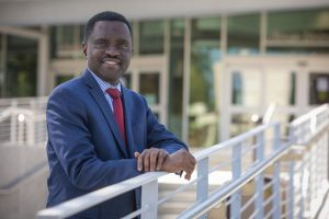 Taiwo Ande joined Cal Lutheran's Educational Effectiveness Office in June. One of the initial goals of his position, according to a June 22 email from the Office of the President, is evaluating how race is discussed within the curriculum.