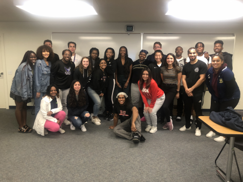 BSU's Black Professionalism Series helps students network with professionals