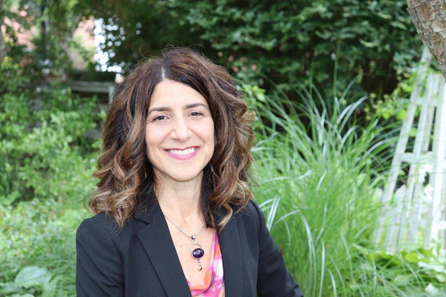 Cal Lutheran President Lori Varlotta.