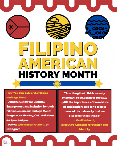 Filipino American History Month events aim to represent and uplift the community
