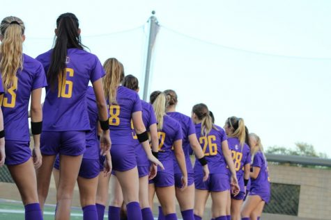 "The Regals Soccer team earned the United Soccer Coaches Team Academic Award for the tenth time in eleven years. The award recognizes ""student athletes' commitment to excellence in the classroom,"" according to the United Soccer Coaches website."