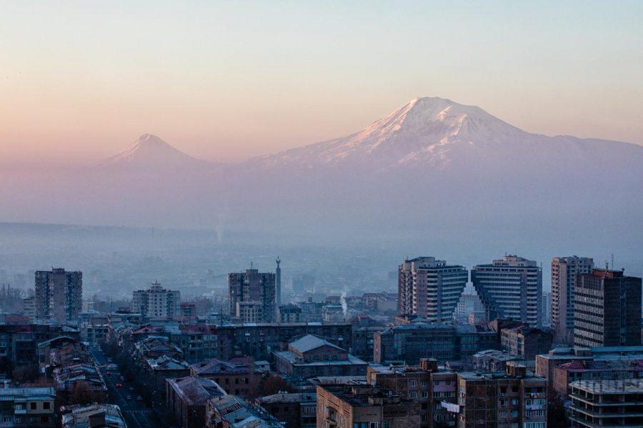 Yerevan City, Armenia