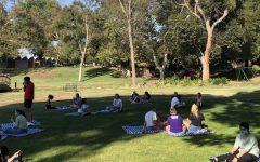 Fotos tomadas por Dra. Vargas en el evento Paletas en el Parque que estaba en el campus.