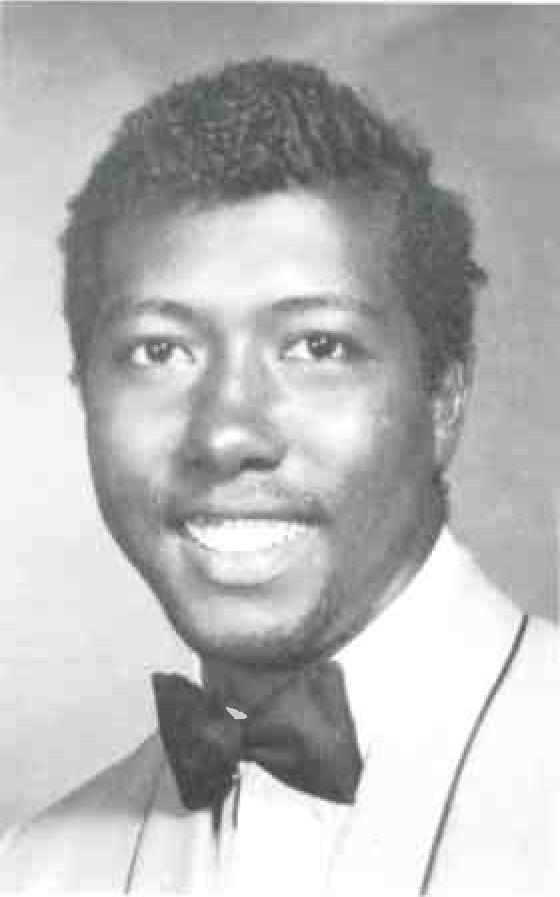 Willie James Ware, Cal Lutheran's first Black Student Council Vice President.
