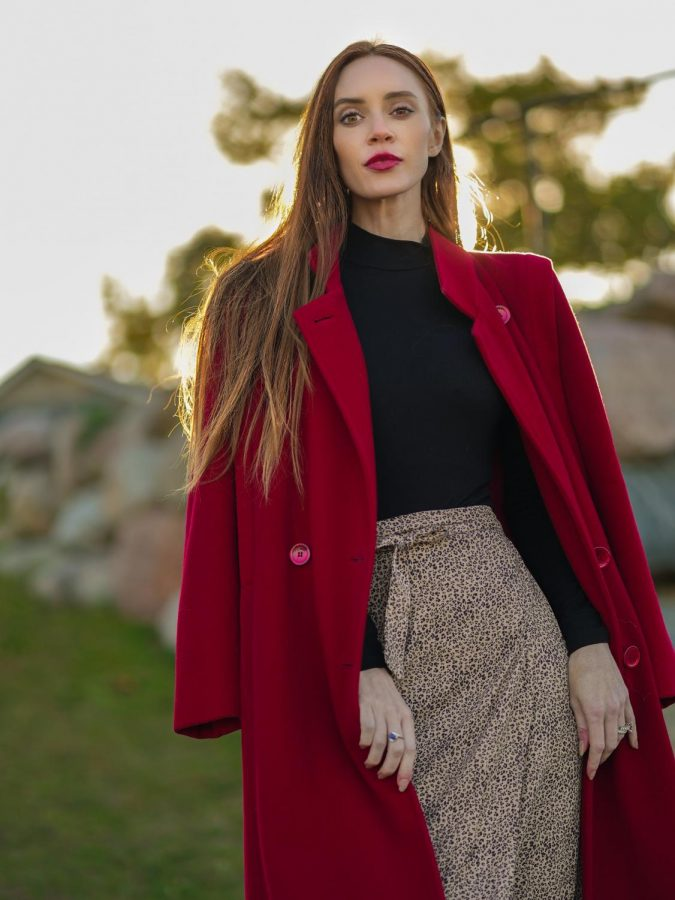 Fall fashion allows you to add layers of clothing to outfits and embrace monochromatic styles.