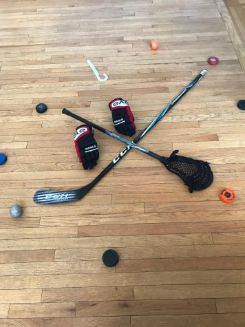 Lacrosse and hockey gear is more accessible than many parents believe.