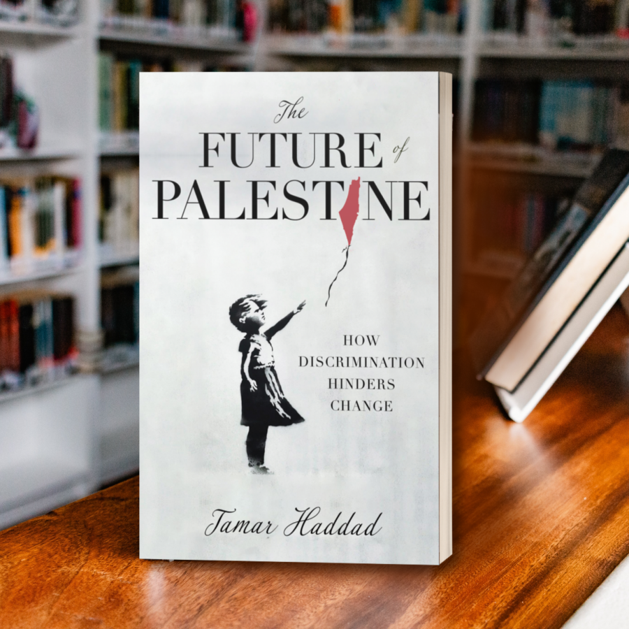 Cal+Lutheran+student+Tamar+Haddad%27s+first+book+tackles+issues+of+discrimination+and+offers+a+path+for+change+in+her+first+book+%22The+Future+of+Palestine.%22