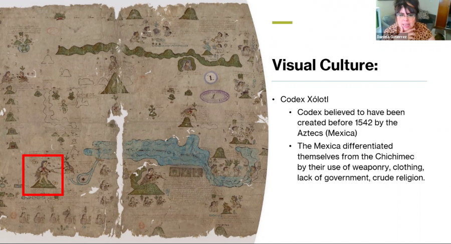 Presentation explores the 'battle between good and evil' depicted in Colonial Mexican art