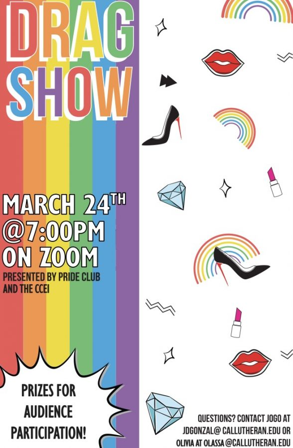 Annual drag show to feature performances and prizes on Zoom