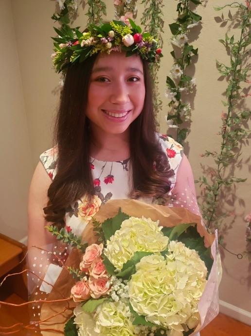 Angelina Leaños nombró Youth Core Laureate para su poesía