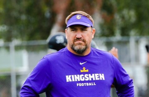 Kingsmen Football Head Coach, Ben McEnroe has come up on his last season of coaching at California Lutheran University and looks to coach youth football in Texas.