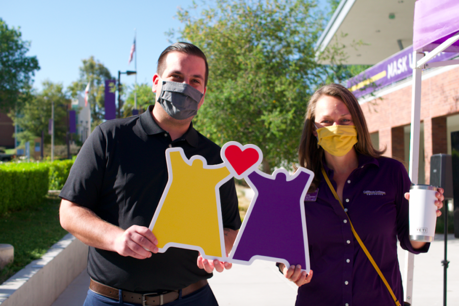 Cal+Lutheran+Cares+Day+2021+surpassed+the+number+of+gifts+and+donors+from+the+previous+two+years.
