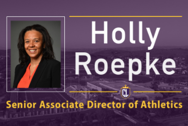 Former alumna, Holly Roepke will now serve as the Senior Associate Director of Athletics at Cal Lutheran (Contributed by CLU Sports).