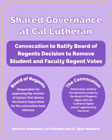 Board of Regents to vote on the role of faculty and students on the board
