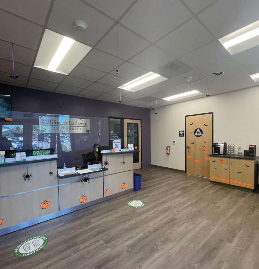 The Transfer Center located in Alumni Hall was constructed with the help of a Title V HSI grant.